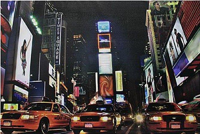 TELA DE CANVAS NEW YORK NIGHT