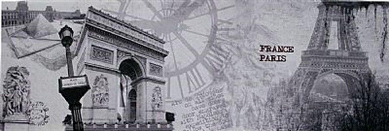 TELA DE CANVAS FRANCE - PARIS