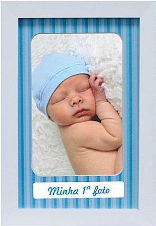 PAINEL PORTA-RETRATOS BABY LOVE COLOR P/ 1 FOTO 10X15CM