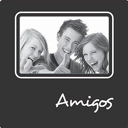 PORTA-RETRATOS PLAQUET - AMIGOS