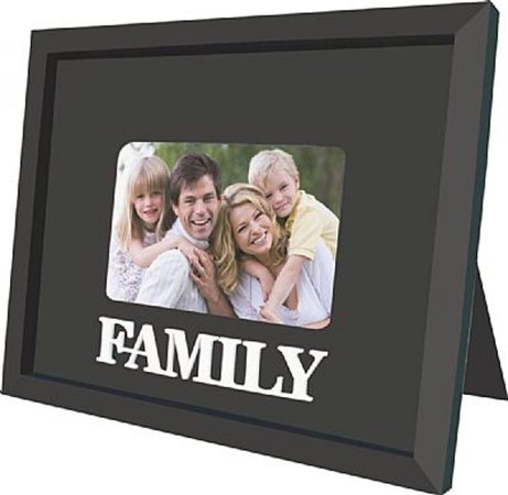 PORTA-RETRATOS HAPPY FAMILY - FAMILY P/ 1 FOTO 10X15CM