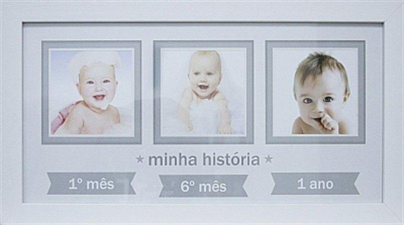 PAINEL BABY DECOR MINHA HISTÓRIA