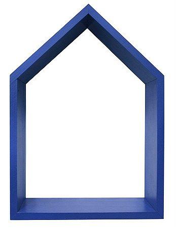NICHO AZUL HOME SWEET HOME 23X33CM