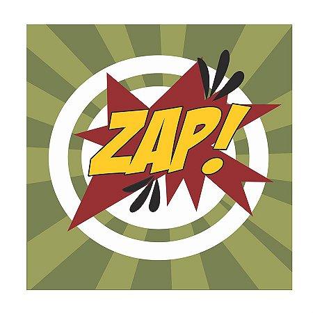 PLACA ZAP 25X25CM