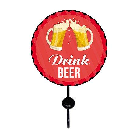 CABIDEIRO DRINK BEER 10X13CM