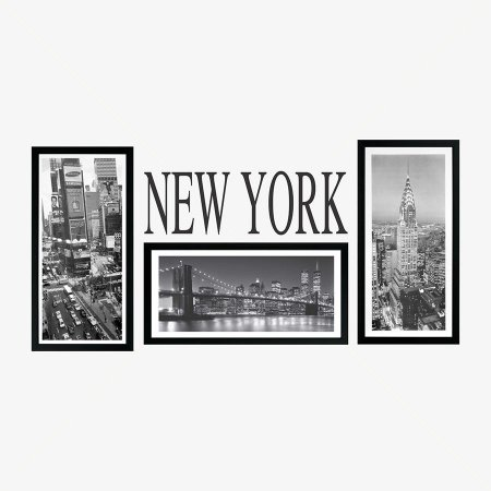 KIT DE QUADROS NEW YORK