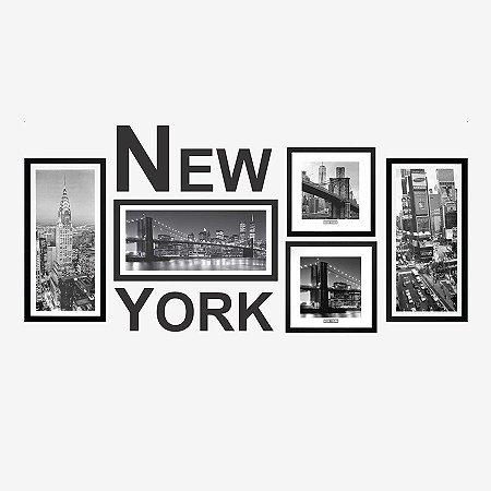 KIT DE QUADROS NYC STYLE