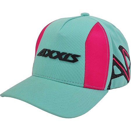 Boné Axxis Draken Dekers Tifanny Pink