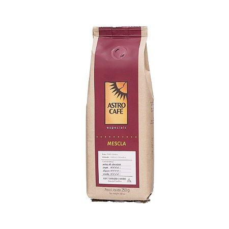 Astro Café Torrado e Moído Mescla 250g