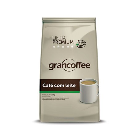 Café com Leite Gran Coffee Linha Premium 1Kg