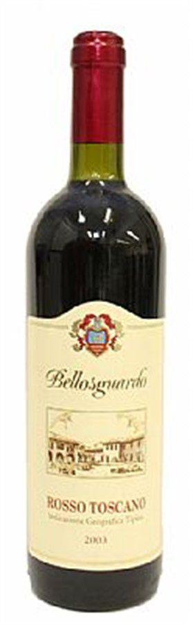 Toscano Bellosguardo Tinto - 750ml