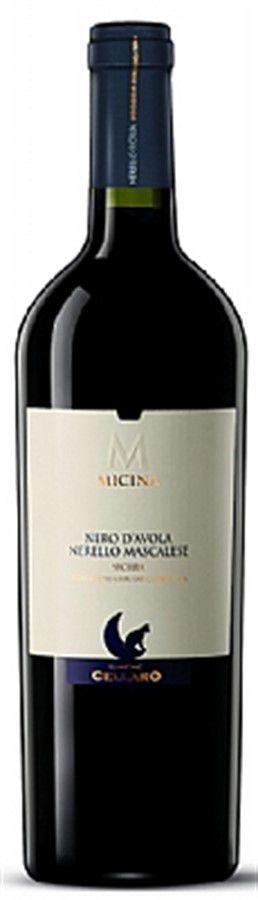 Vinho Micina Nerello Mascalese IGT - Cantina Cellaro - 750ml