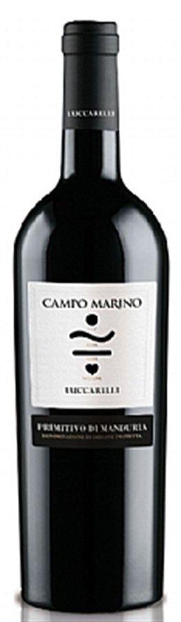 Luccarelli Campo Marino Primitivo di Manduria IGP - 750ml
