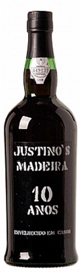 Madeira Justinos 10 anos - 750ml
