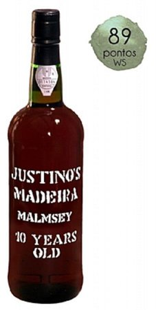 Madeira Malmsey 10 anos Doce - 375ml