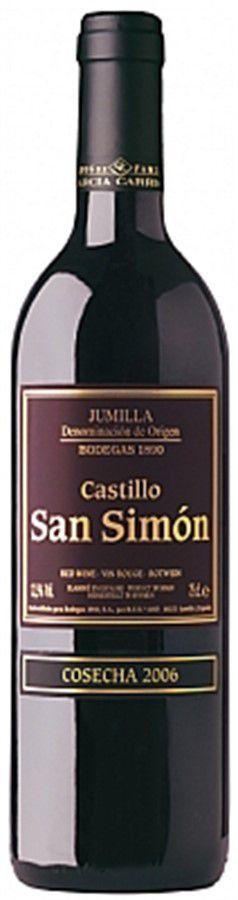 Castillo San Simón - 750ml