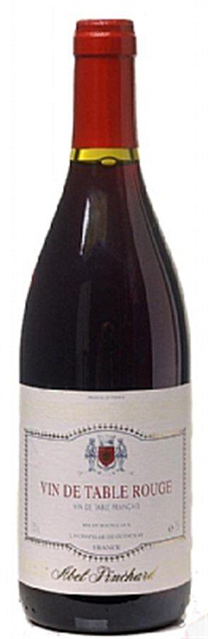 Abel Pinchard  Vin de Table Rouge - 750ml