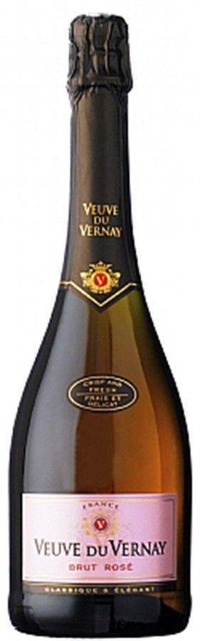 Veuve Du Vernay Brut Rosé - 750ml