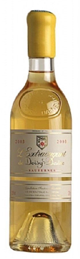 Chatêau Doisy Daëne Sauternes L'Extravagant - 375ml