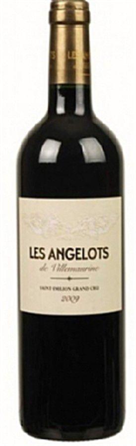 Les Angelots de Villemaurine Grand Cru Saint-Emilion - 750ml