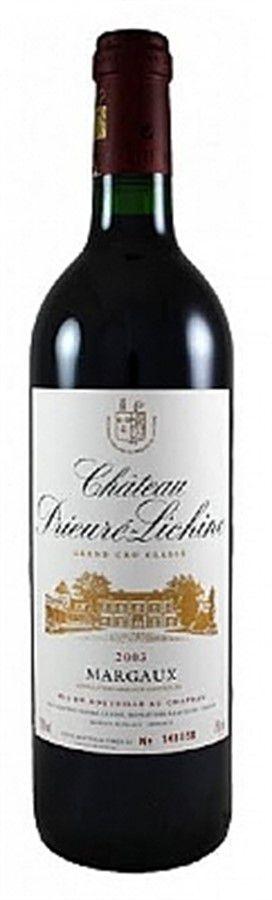 Château Prieuré Lichine Gran Cru Classé - 750ml