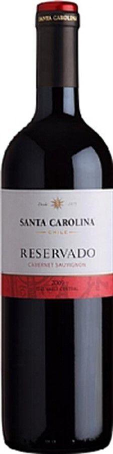 Santa Carolina Reservado Cabernet Sauvignon - 750ml