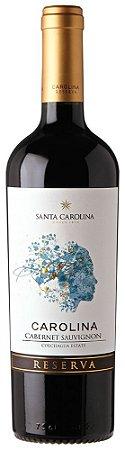 Santa Carolina Reserva Cabernet Sauvignon - 750ml