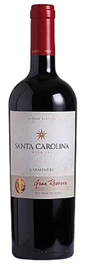 Santa Carolina Gran Reserva Carmenere - 750ml