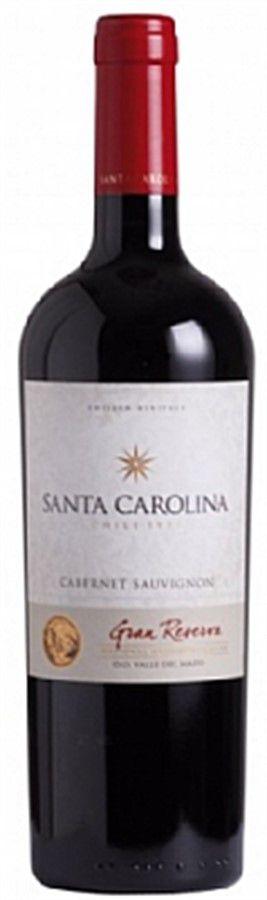 Santa Carolina Gran Reserva Cabernet Sauvignon - 750ml