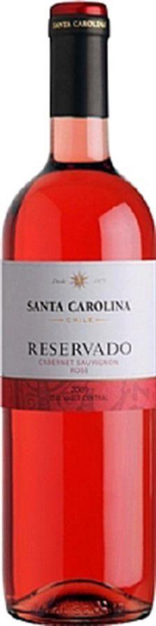 Santa Carolina Reservado Rosé Cabernet Sauvignon  - 750ml