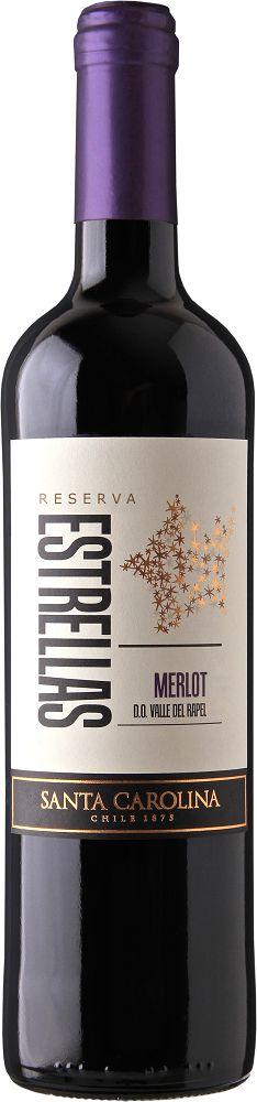 Santa Carolina Estrellas Reserva Merlot - 187ml