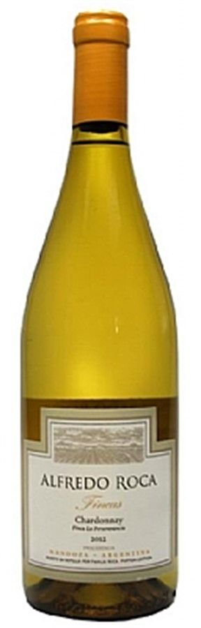 Alfredo Roca Fincas Chardonnay - 750ml