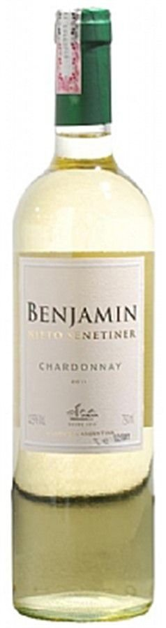 Benjamin Nieto Chardonnay - 750ml