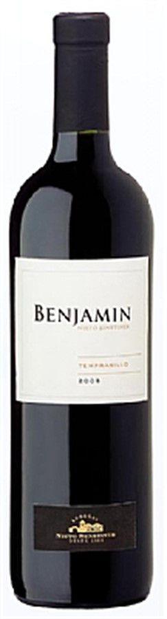 Benjamin Nieto Tempranillo - 750ml