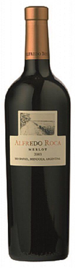 Alfredo Roca Merlot - 750ml
