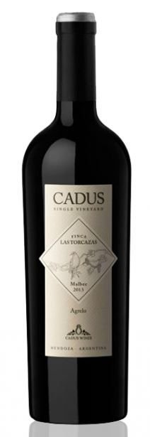 Cadus Single Vineyard Finca Las Torcazas Malbec - 750ml