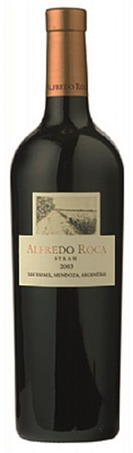 Alfredo Roca Fincas Syrah - 750ml