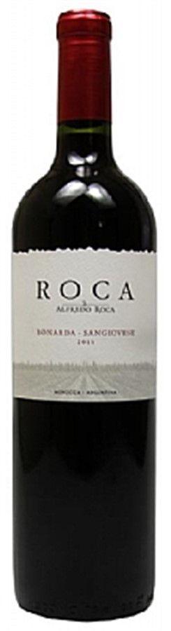 Roca Bonarda Sangiovese - 750ml