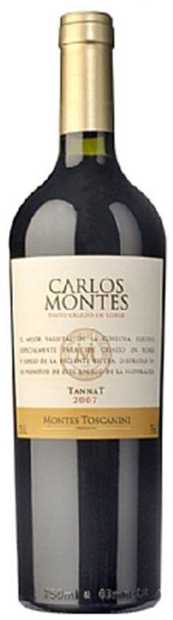 Montes Toscanini Carlos Montes Tannat Crianza - 750ml