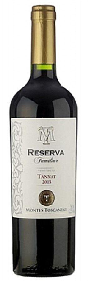 Montes Toscanini - Reserva Familiar Tannat - 375ml