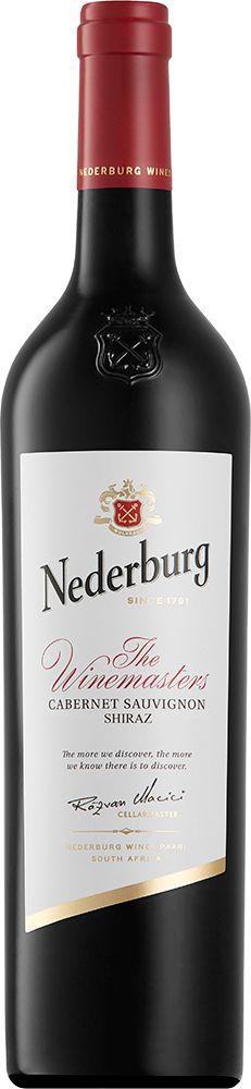 Nederburg The Winemasters Reserve Shiraz - 750ml