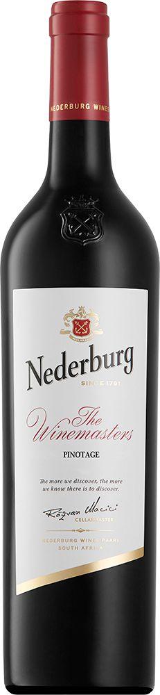 Nederburg The Winemasters Reserve Pinotage - 750ml