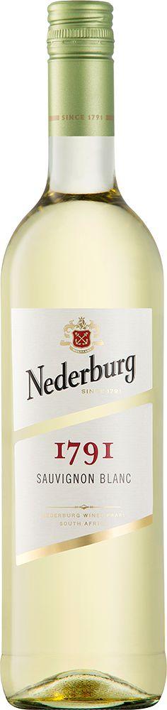 Nederburg 1791 Sauvignon Blanc - 750ml