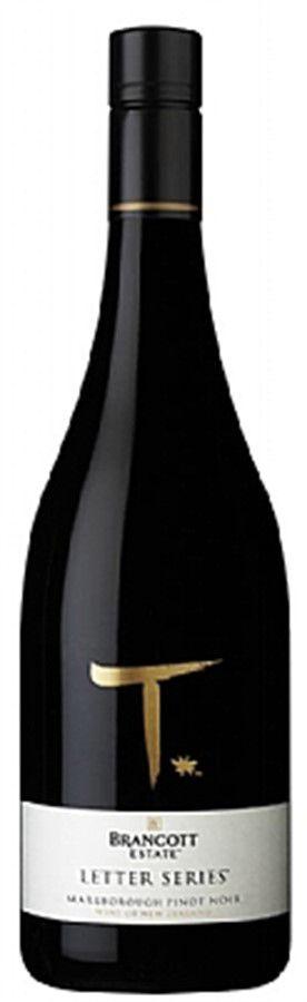Brancott Estate Letter Series Pinot Noir - 750ml