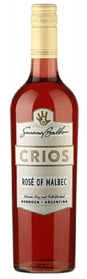 Crios Rosé de Malbec de Suzana Balbo - 750ml