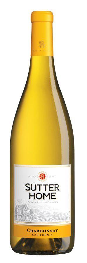 Sutter Home Chardonnay - 750ml