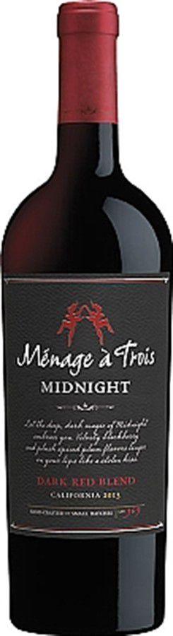 Trinchero Menage a Trois Midnight - 750ml