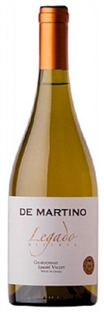 De Martino Gran Reserva Legado Chardonnay - 750ml