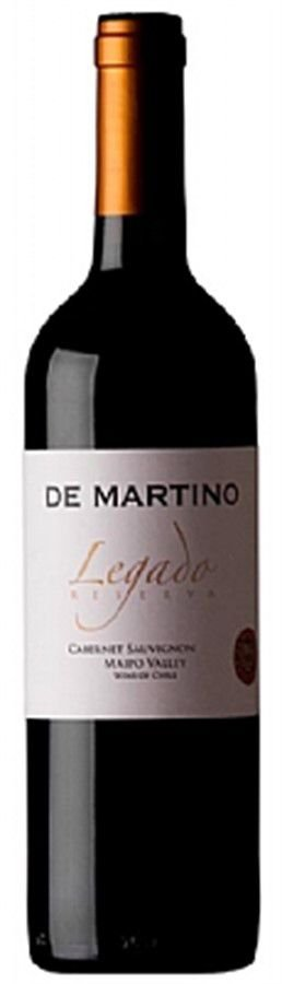 De Martino Gran Reserva Legado Cabernet Sauvignon - 750ml