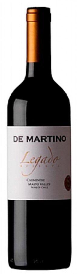 De Martino Gran Reserva Legado Carménère  - 750ml